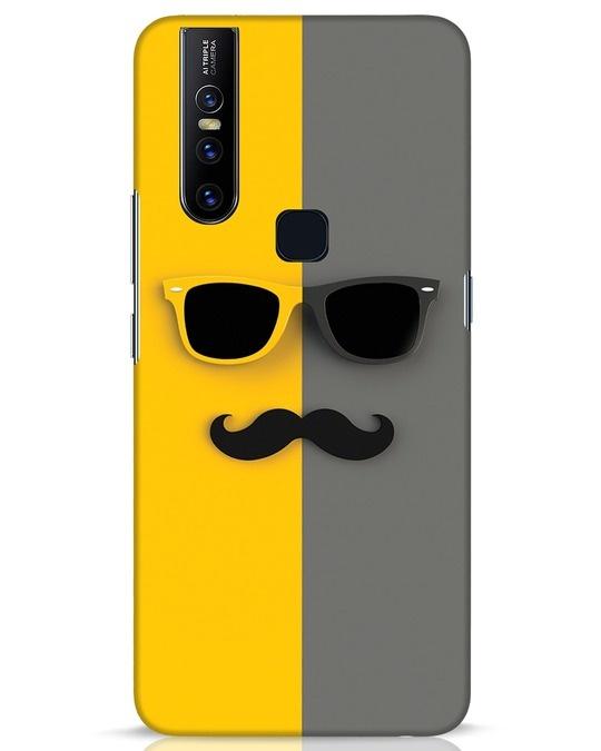 Shop Hipster Vivo V15 Mobile Cover-Front
