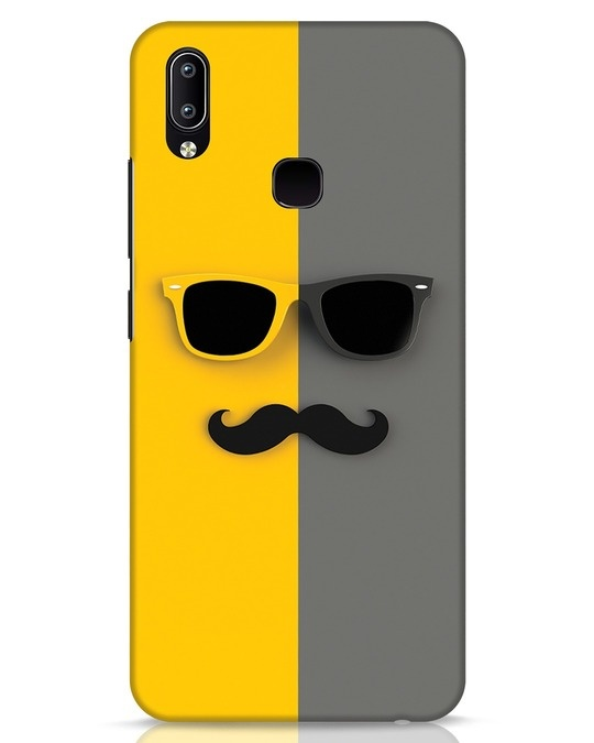 Shop Hipster Vivo Y91 Mobile Cover-Front