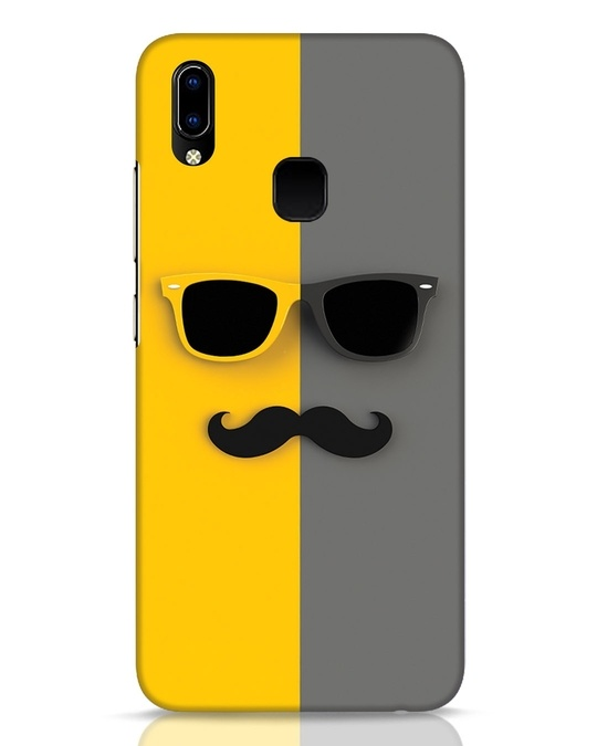 Shop Hipster Vivo Y93 Mobile Cover-Front
