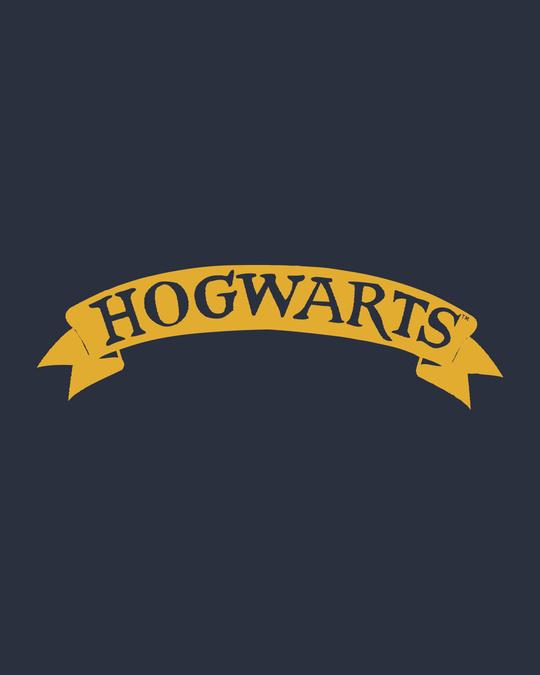 Shop Hogwarts Half Sleeves T-Shirt (HPL)