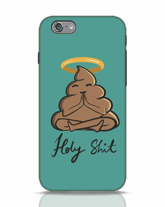 Shop Holy Shit iPhone 6 Mobile Cover-Front