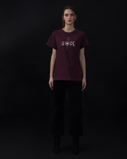 Shop Hope Dandelion Boyfriend T-Shirt