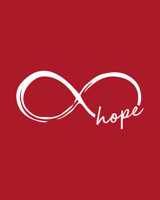 Shop Hope Infinity Boyfriend T-Shirt