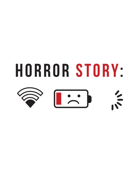 Shop Horror Story Boyfriend T-Shirt