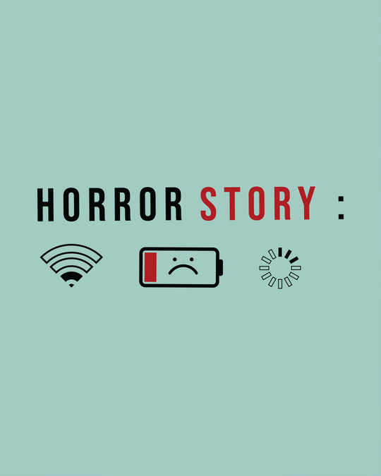 Shop Horror Story Boyfriend T-Shirt
