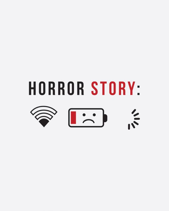 Shop Horror Story Round Neck 3/4th Sleeve T-Shirt-Full