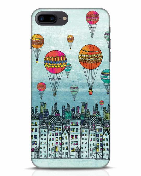 Shop Hot Air Balloon iPhone 7 Plus Mobile Cover-Front