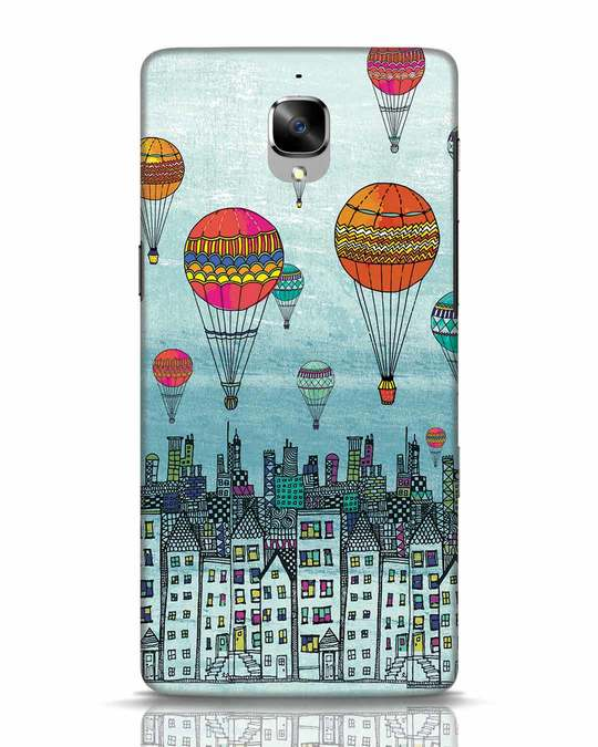 Shop Hot Air Balloon OnePlus 3T Mobile Cover-Front