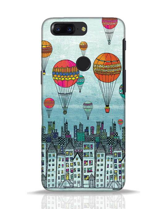 Shop Hot Air Balloon OnePlus 5T Mobile Cover-Front