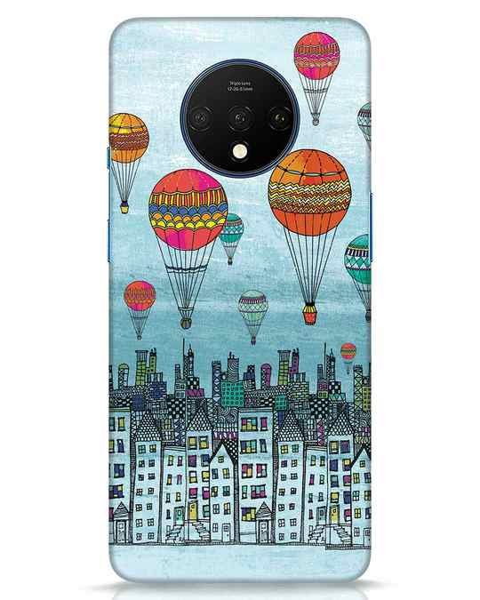 Shop Hot Air Balloon OnePlus 7T Mobile Cover-Front