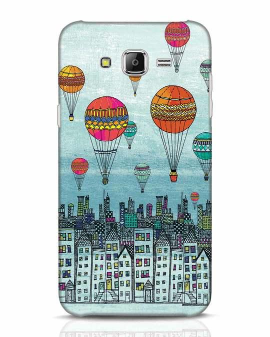 Shop Hot Air Balloon Samsung Galaxy J7 Mobile Cover-Front
