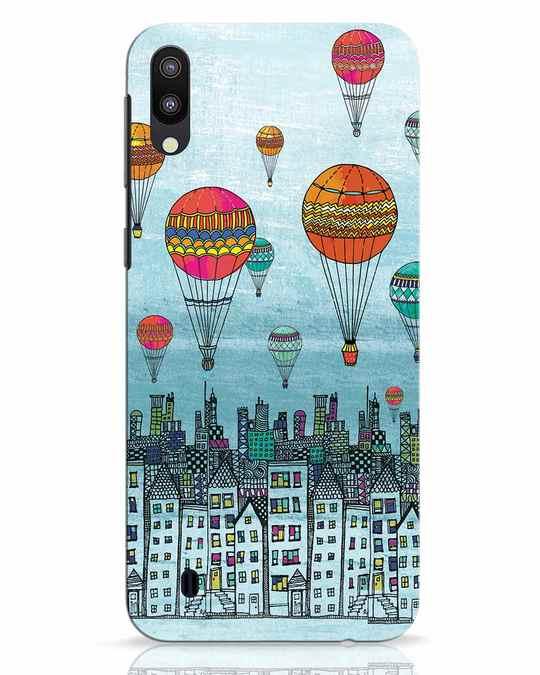 Shop Hot Air Balloon Samsung Galaxy M10 Mobile Cover-Front