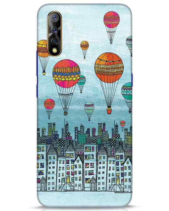 Shop Hot Air Balloon Vivo S1 Mobile Cover-Front