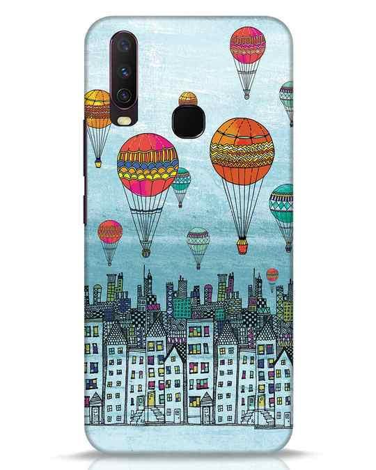 Shop Hot Air Balloon Vivo Y17 Mobile Cover-Front