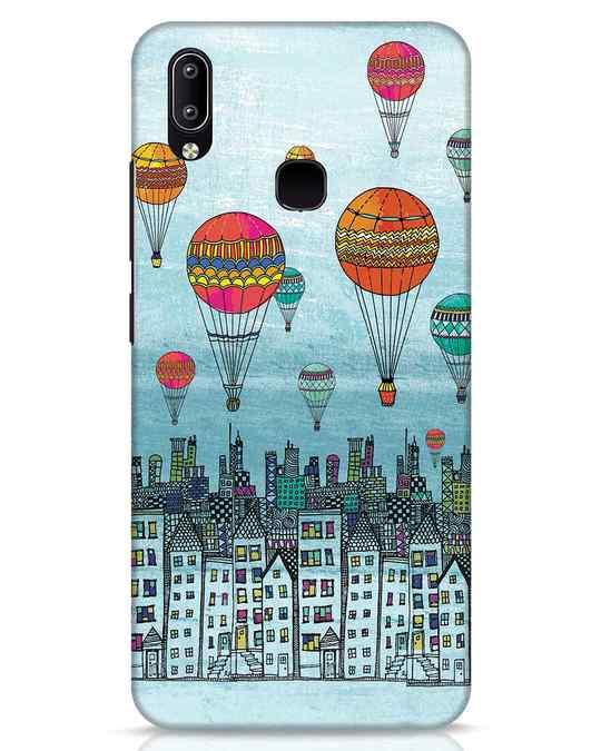 Shop Hot Air Balloon Vivo Y91 Mobile Cover-Front