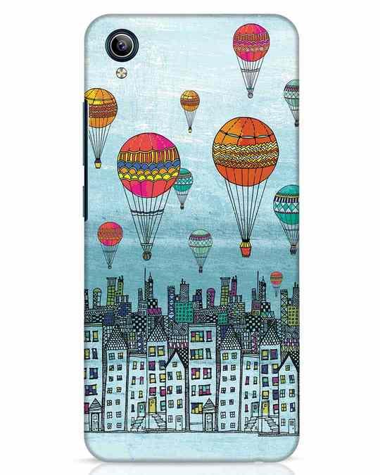 Shop Hot Air Balloon Vivo Y91i Mobile Cover-Front