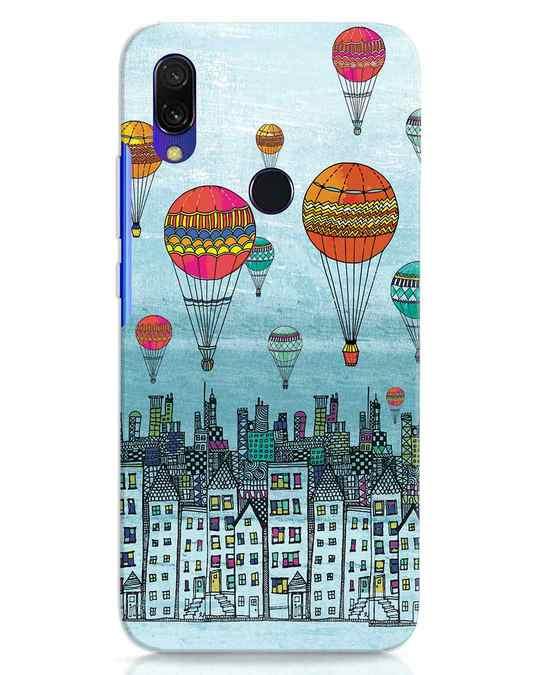 Shop Hot Air Balloon Xiaomi Redmi Y3 Mobile Cover-Front