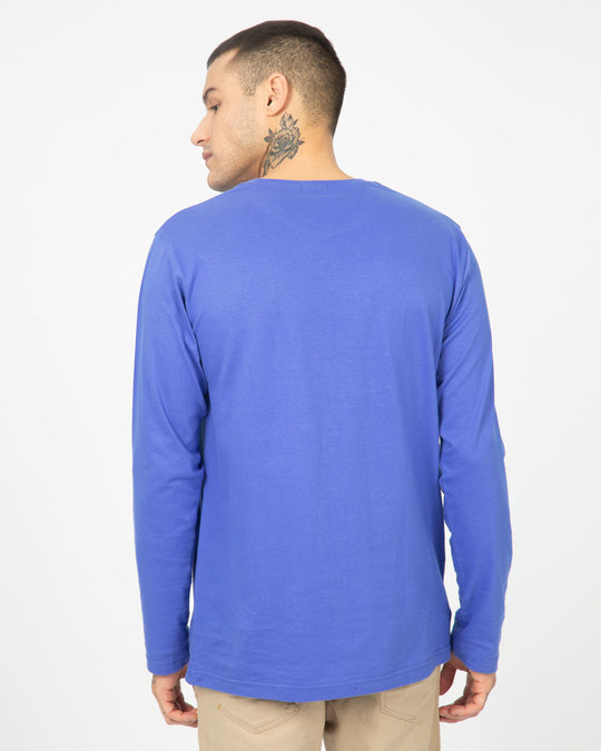 Shop Hot Handsome Full Sleeve T-Shirt-Back