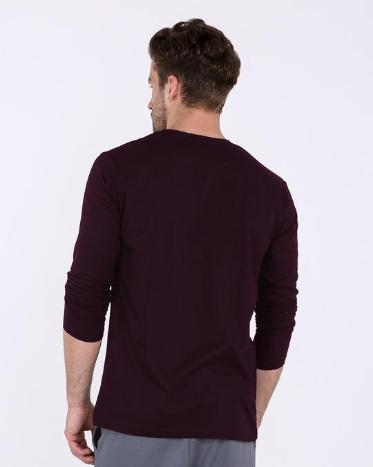 Shop How's The Josh Full Sleeve T-Shirt-Full