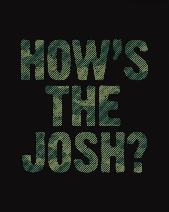 Shop How's The Josh Sweatshirt
