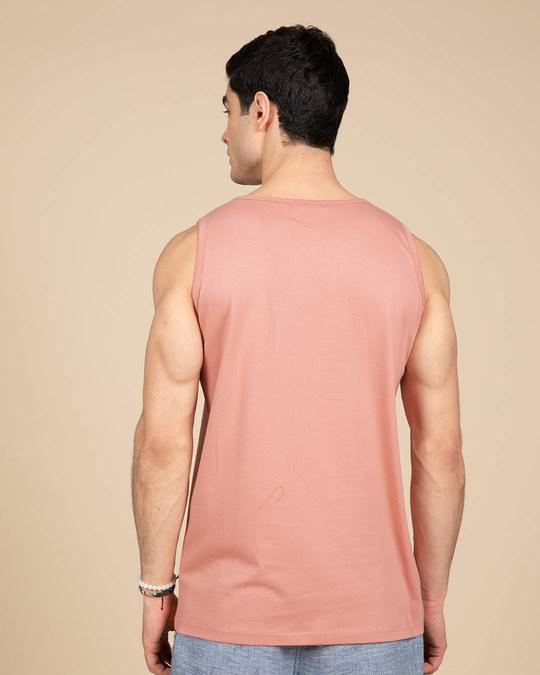Shop How You Doin' Joey Vest (FRL)-Back