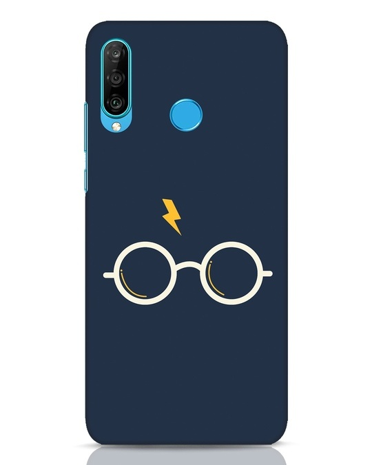 Shop Hp Glasses Huawei P30 Lite Mobile Cover-Front