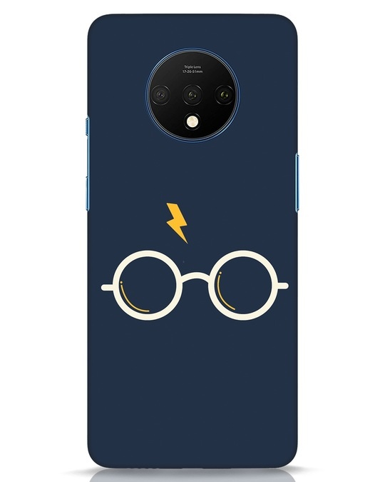 Shop Hp Glasses OnePlus 7T Mobile Cover-Front