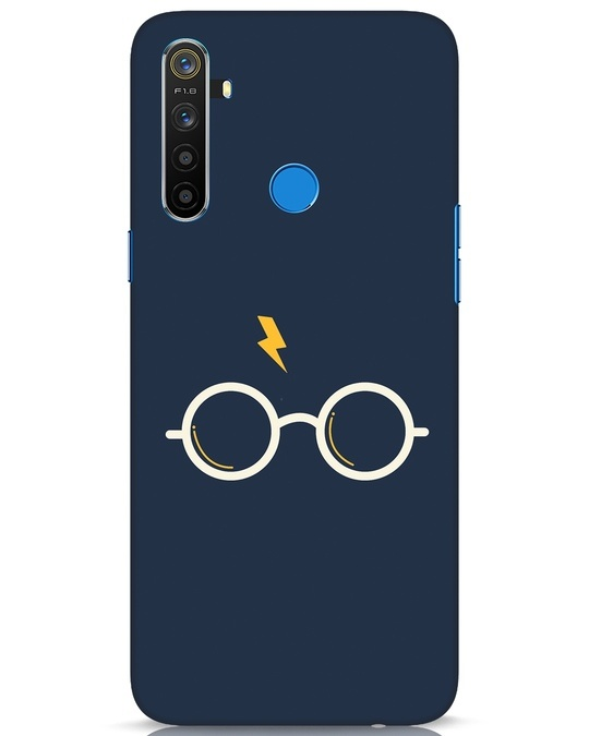 Shop Hp Glasses Realme 5 Mobile Cover-Front