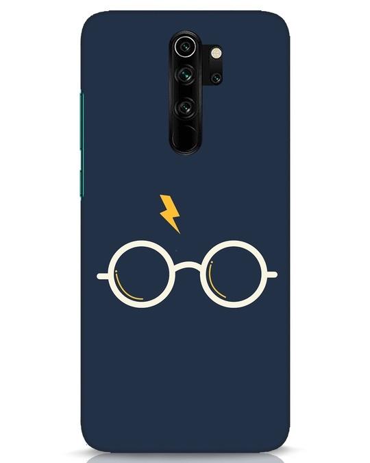 Shop Hp Glasses Xiaomi Redmi Note 8 Pro Mobile Cover-Front