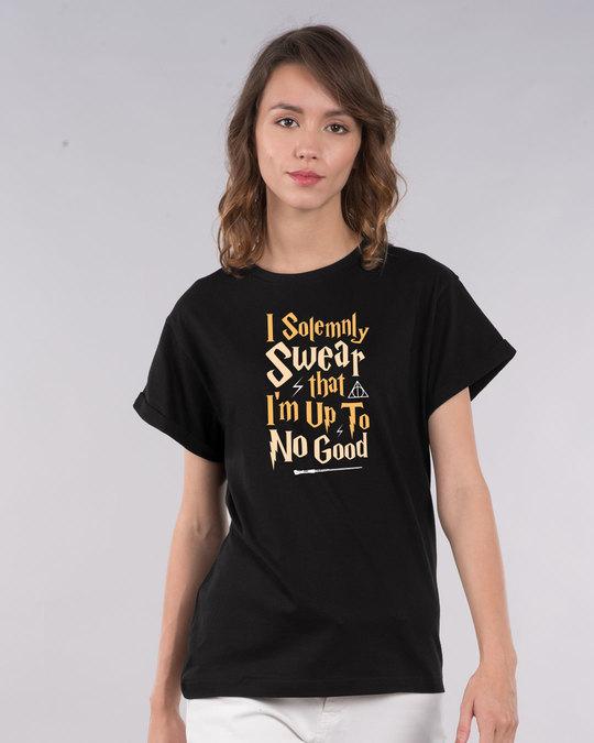 Shop Hp Up Too No Good Boyfriend T-Shirt (HPL)-Front