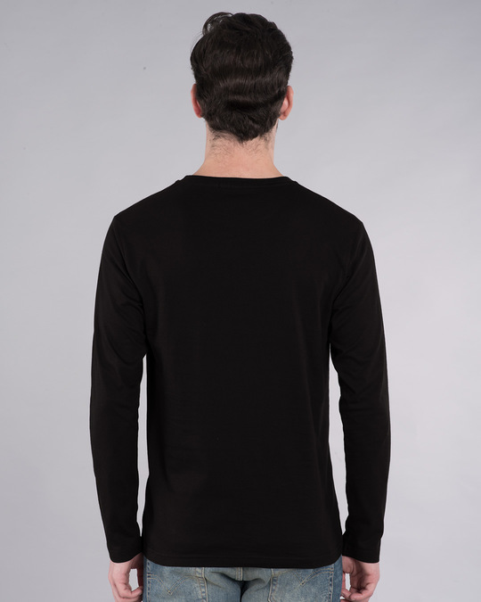 Shop Hp Up Too No Good Full Sleeve T-Shirt (HPL)-Back