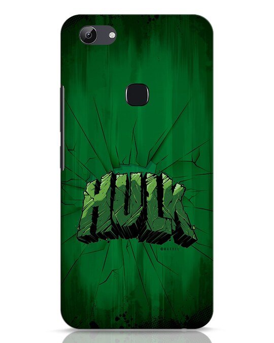 Shop Hulk Crack Vivo Y83 Mobile Cover (AVL)-Front