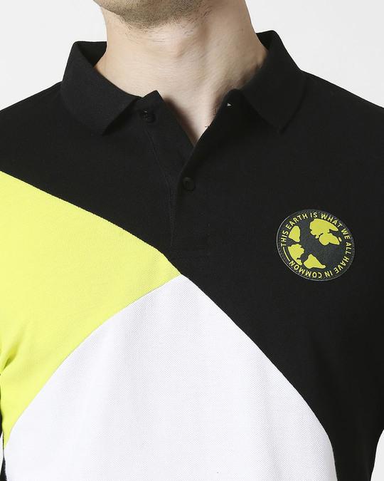 Shop Hulk T-Shirt (AVL) Three Panel Polo