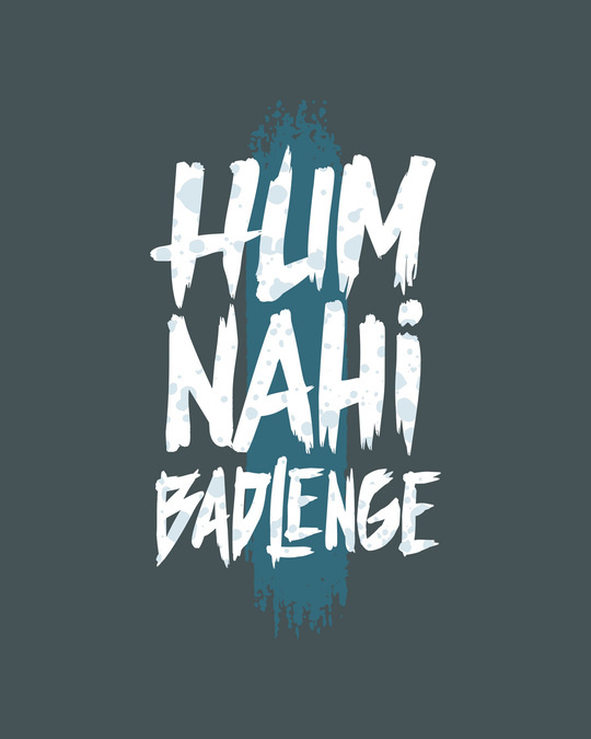 Shop Hum Nahi Badlenge Full Sleeve T-Shirt