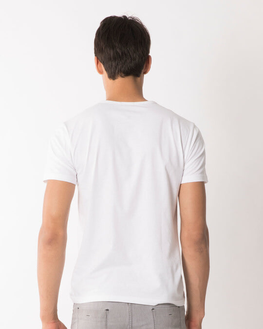 Shop Hum Nahi Rukenge Half Sleeve T-Shirt-Full