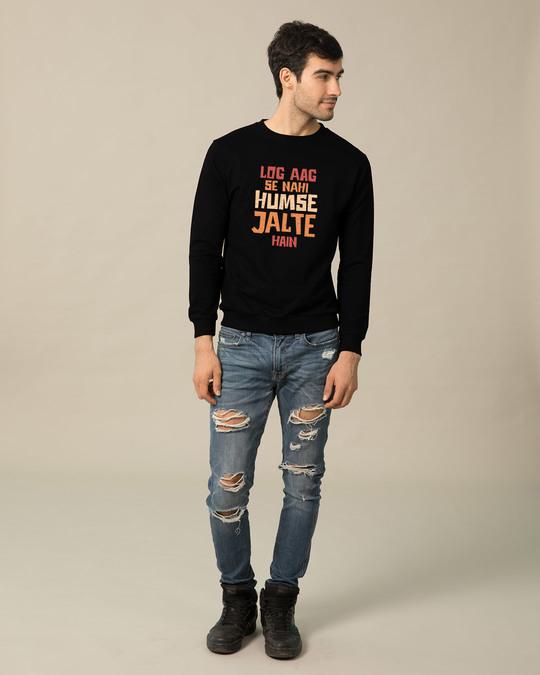 Shop Humse Jalte Hain  Sweatshirt-Full