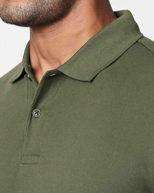 Shop Hunter Green Classic Polo
