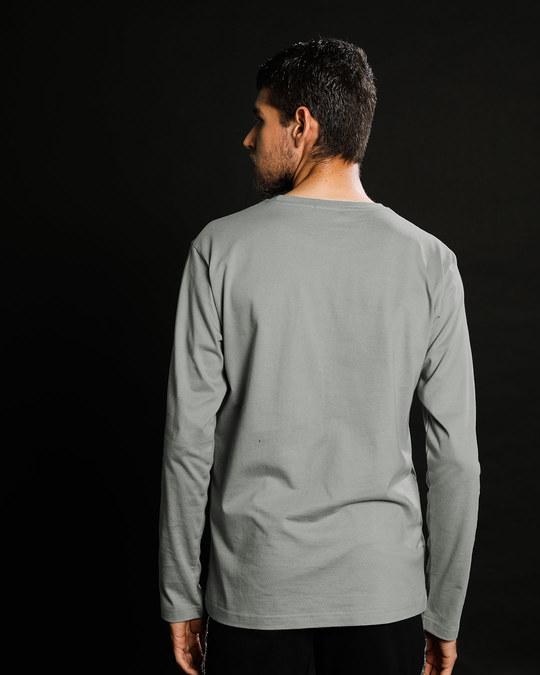 Shop Hurt Full Sleeve T-Shirt-Back
