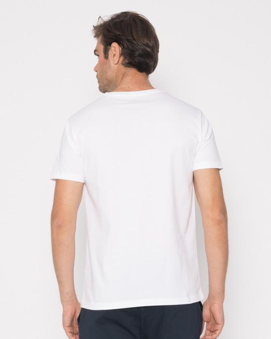 Shop Husky Puppy Half Sleeve T-Shirt