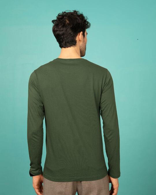 Shop Hustle Respect Full Sleeve T-Shirt (WWEL)-Design