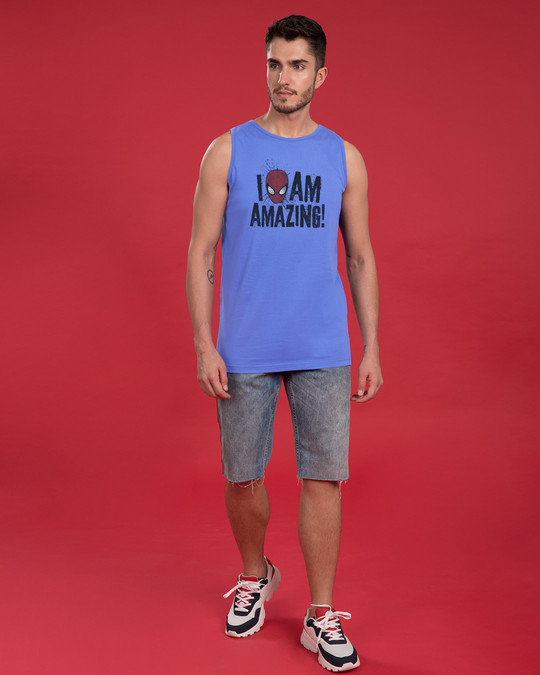 Shop I Am Amazing Vest (SPL)-Full