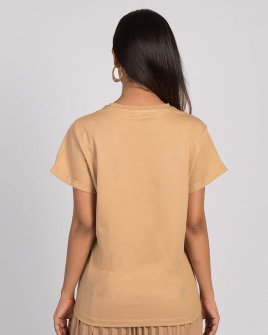 Shop I Am Wonder Woman Boyfriend T-Shirt (DCL)-Back
