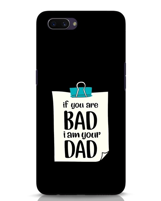 Shop I Am Your Dad Oppo A3S Mobile Cover-Front