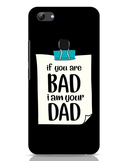 Shop I Am Your Dad Vivo Y83 Mobile Cover-Front