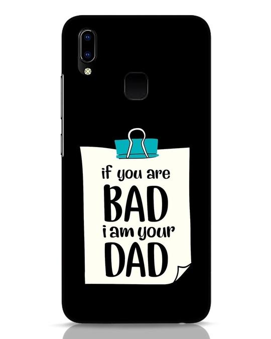 Shop I Am Your Dad Vivo Y93 Mobile Cover-Front