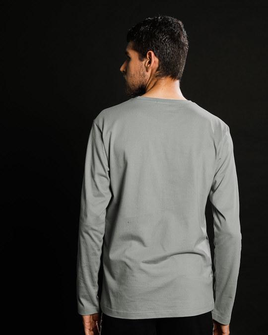 Shop I Don't Follow Rules Full Sleeve T-Shirt-Back