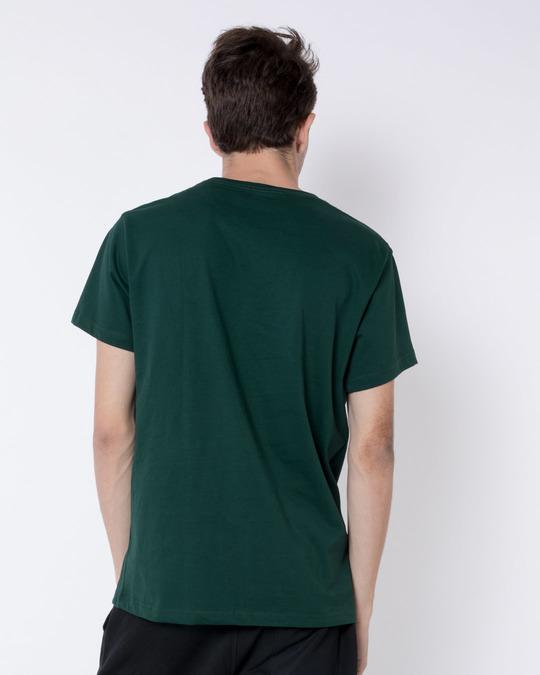 Shop I Hate Mornings Half Sleeve T-Shirt-Full