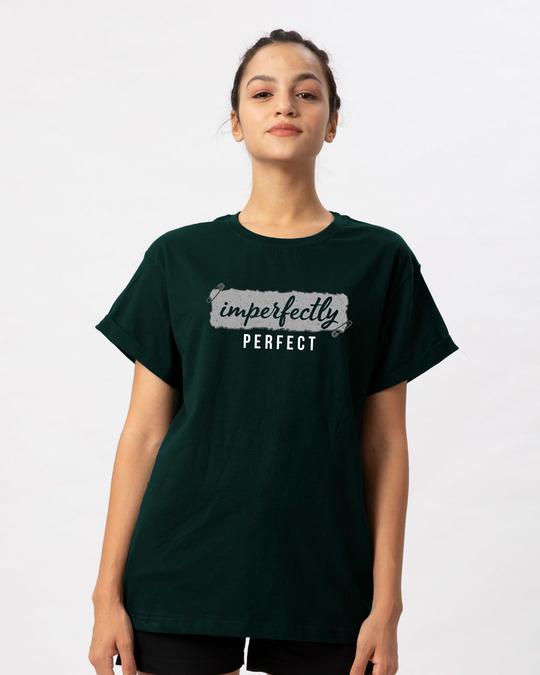 Shop I'm Perfect Boyfriend T-Shirt-Front