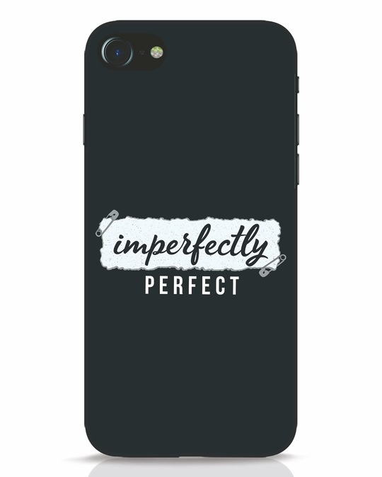 Shop I'm Perfect iPhone 7 Mobile Cover-Front