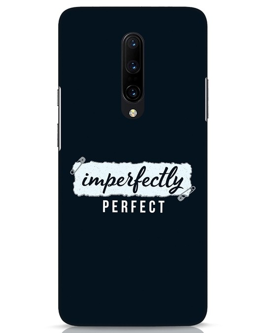 Shop I'm Perfect OnePlus 7 Pro Mobile Cover-Front